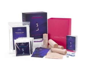 Slimming Body Wrap Contents